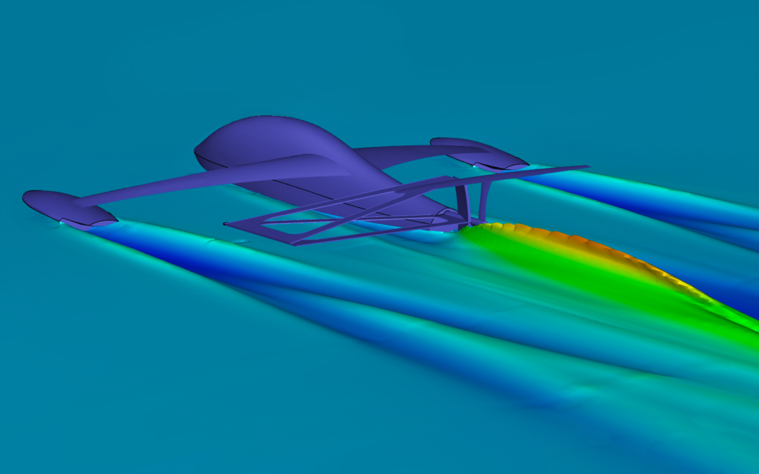 SP80's partnership with Orca3D and Simerics: a step towards hull's optimization